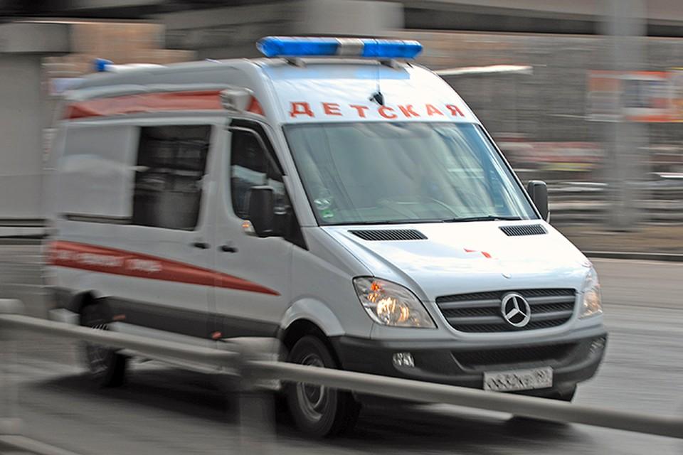 Бригада Станции скорой и неотложной медицинской помощи имени Пучкова констатировала у девочки ушиб головного мозга и печени