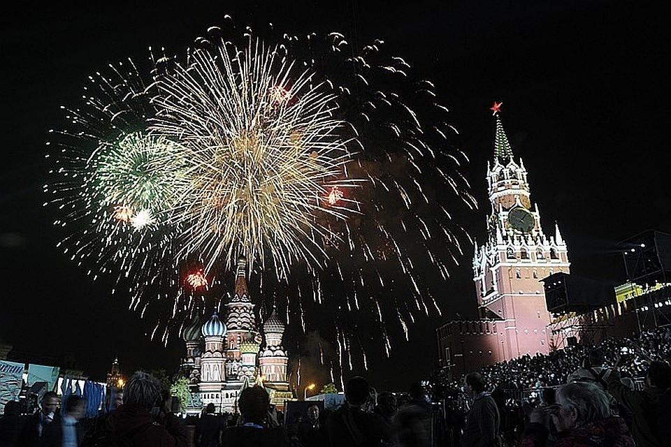 В честь 75-летия освобождения городов Европы в Москве будут запущены салюты