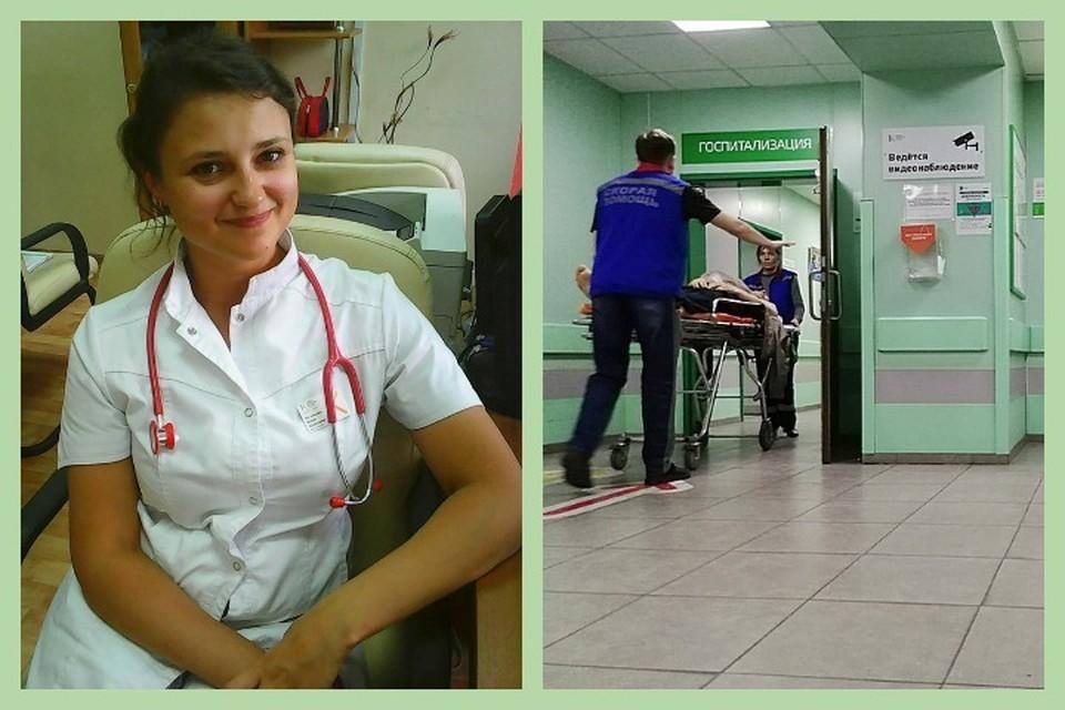 Разбитого инсультом французского туриста спасли врачи красноярского краевой больницы.