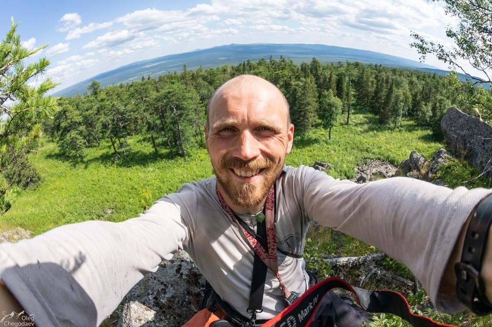 Олег говорит, что Южный Урал – достаточно комфортное и безопасное место для туристических походов