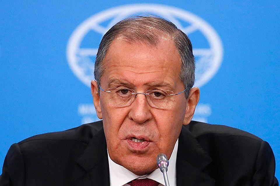Лавров предупредил об опасности вывода в космос американских ПРО