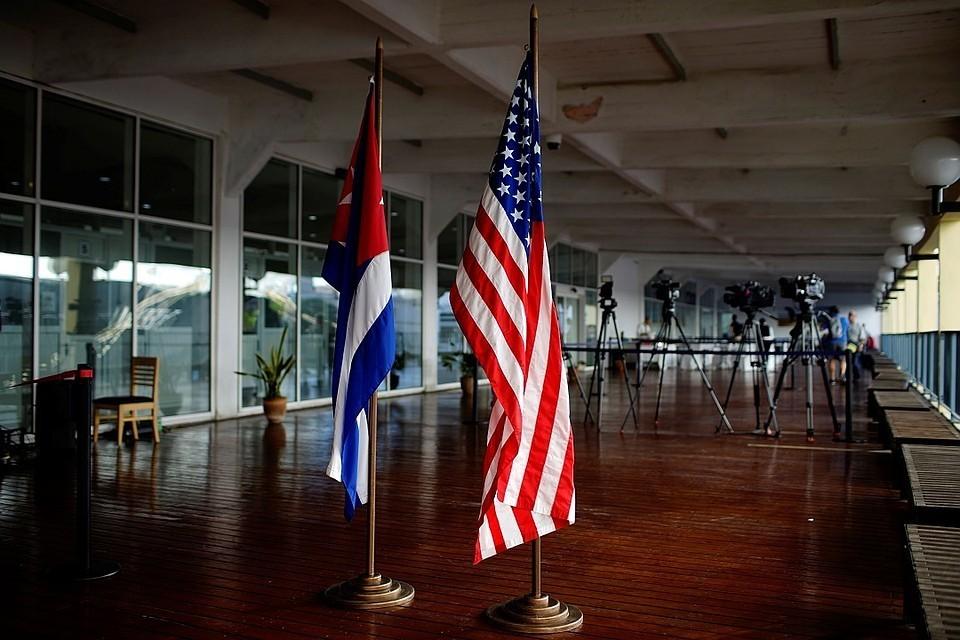 США ввели визовые санкции в отношении чиновников Кубы