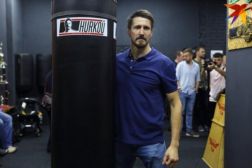 Гурков не только чемпион мира, не еще и участник панк-группы BRUTTO и владелец боксерского клуба