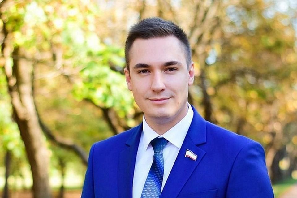 Фото: официальная страница Владислава Ганжары