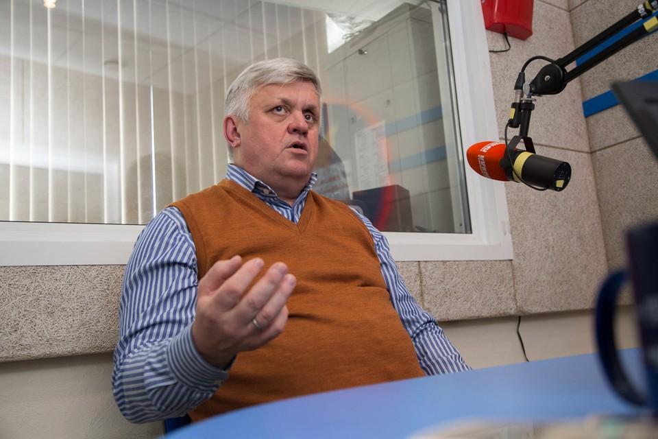 Андрей Косилов - один из самых известных бизнесменов на Урале.