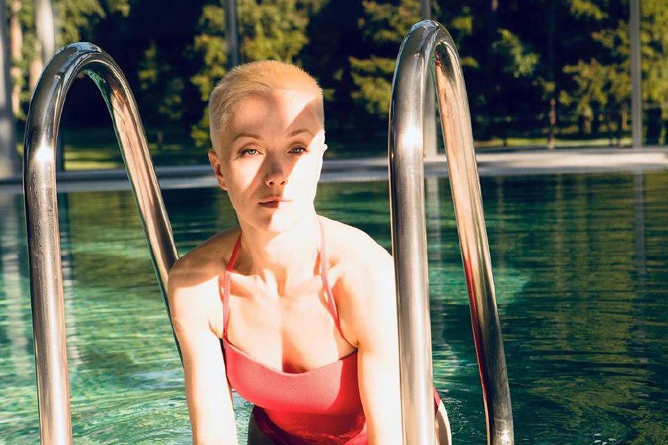 Дарья Мороз после развода с Константином Богомоловым все чаще стала публиковать в блоге откровенные фотографии