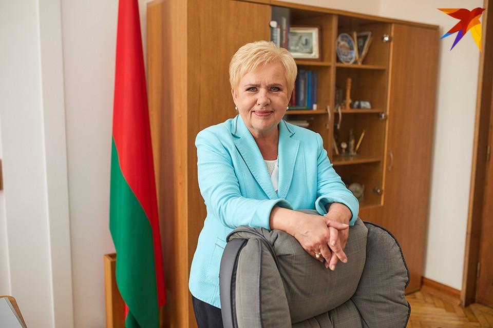 Глава ЦИК Лидия Ермошина.