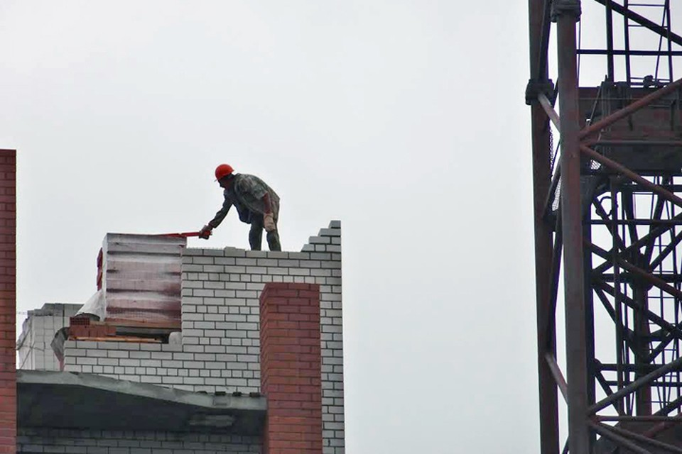 В Тюменской области возводится 163 многоквартирных дома, это порядка 2,5 миллионов квадратных метров жилья
