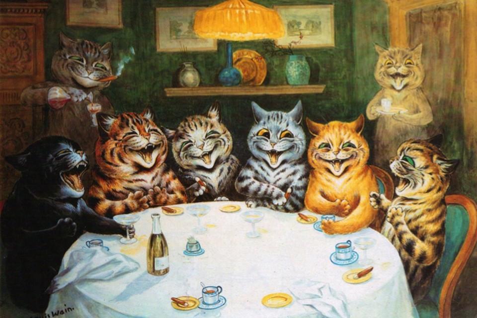 Коты всех стран, празднуйте!