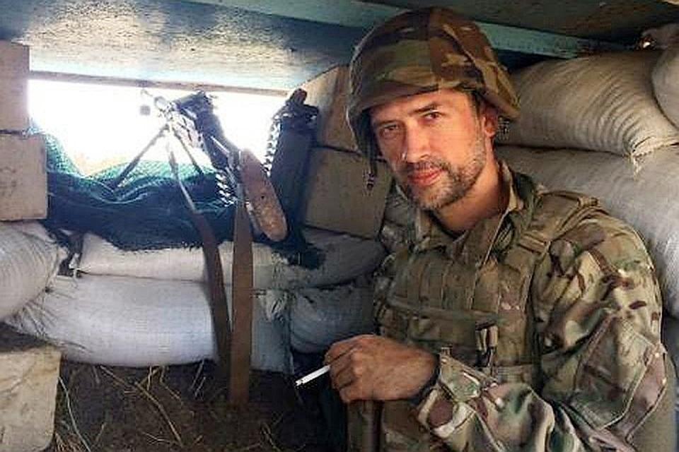 В 2014 году он уехал из России на Украину и воевал против мирного населения на Донбассе