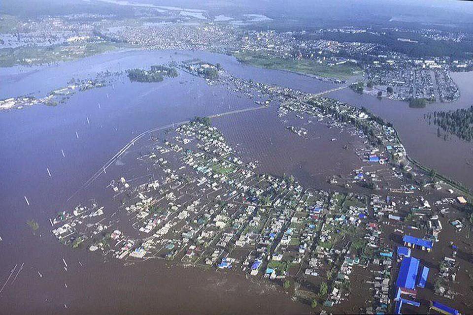 Посчитали ущерб: 45 тысяч человек признаны пострадавшими от паводка в Иркутской области. Фото: пресс-служба ГУ МЧС по Иркутской области