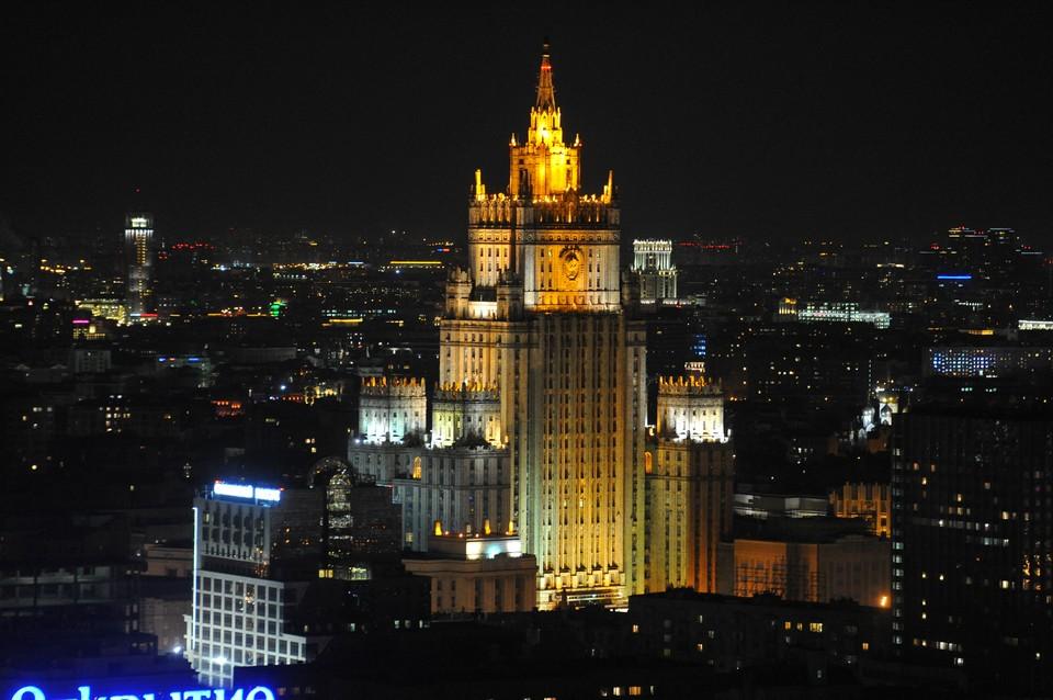 Москва объявила персоной нон грата сотрудника генконсульства Украины в Санкт-Петербурге