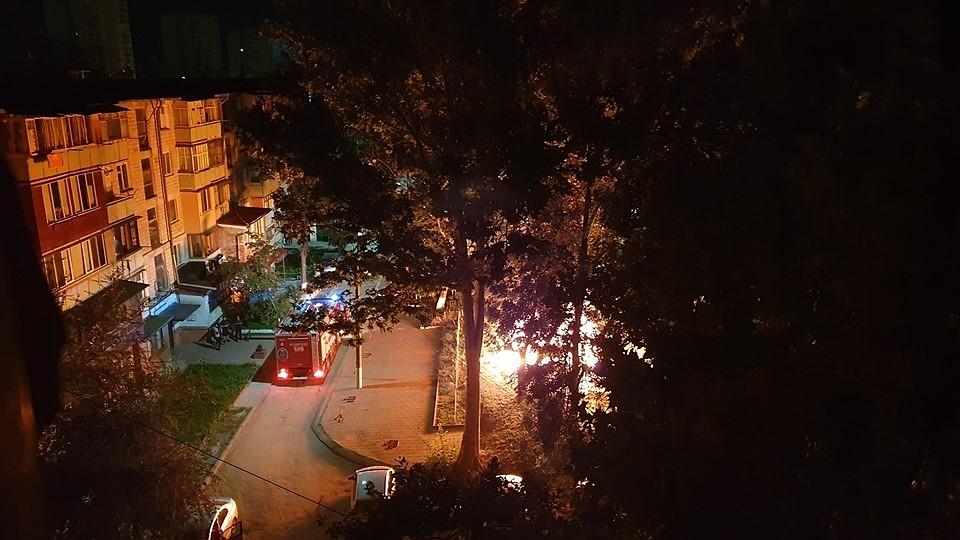 Ночные взрывы в Кишиневе: Страшный грохот напугал жителей столичного сектора Ботаника