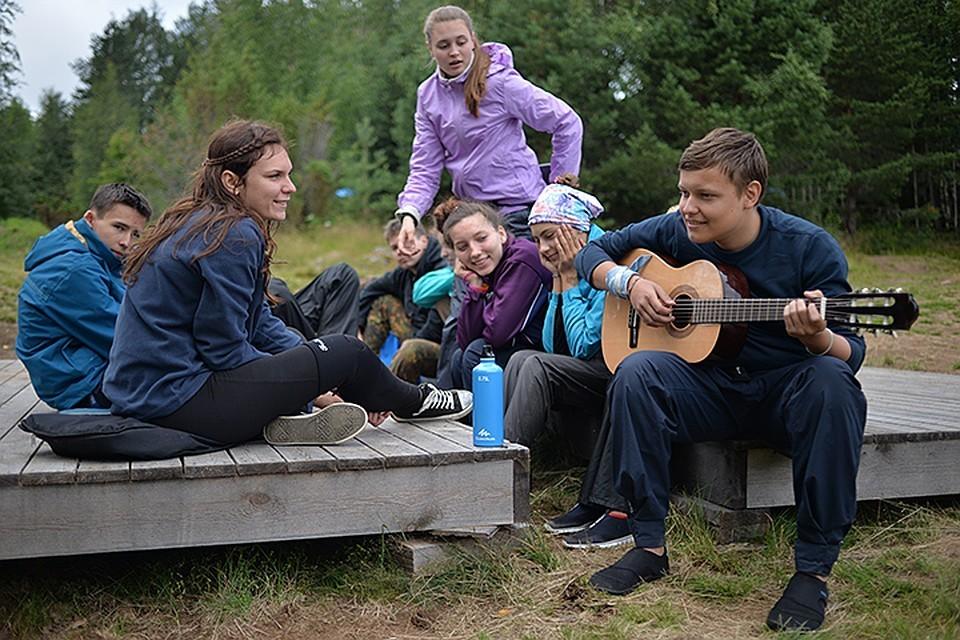 Эксперты предлагают активнее развивать детский отдых в лагерях