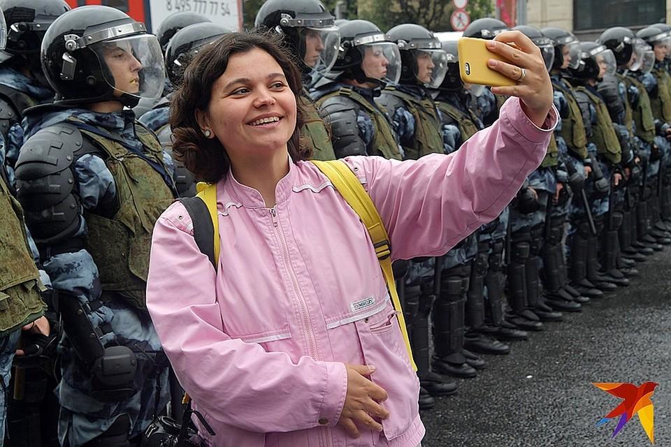 Настоящие революции делают не дети с айфонами, они происходят, когда дороги перекрывают шахтёры