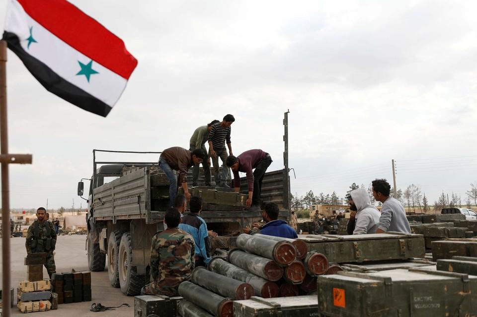 Турецкие БТР нарушили сирийскую границу