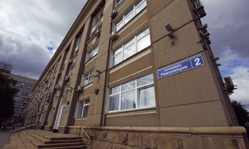 Из администрации Челябинска уволен Евгений Пашков.