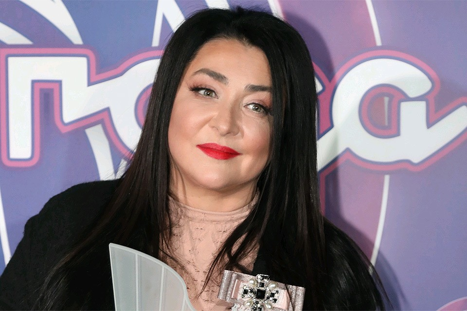 Певица Лолита Милявская.