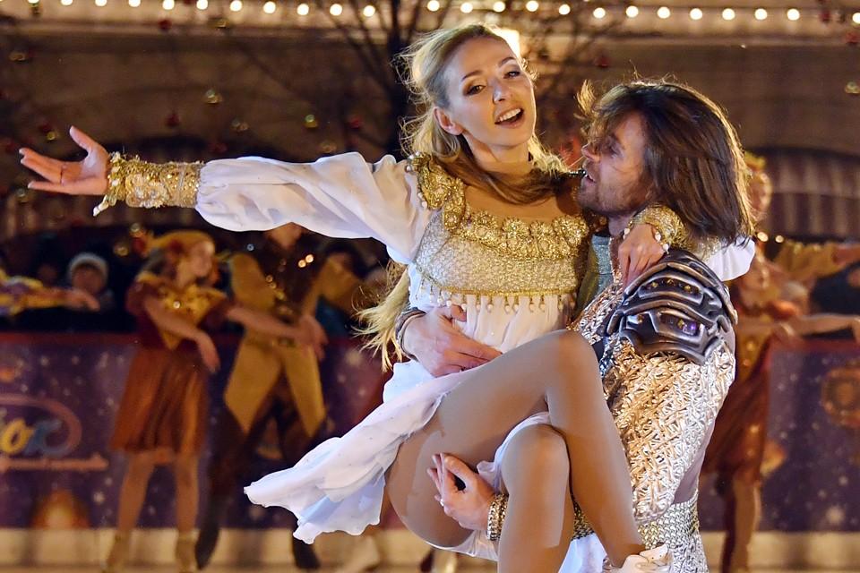 Петр Чернышев уже месяц не выходит на лед в шоу Татьяны Навки «Руслан и Людмила»