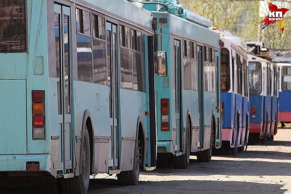 В Белгороде приказом мэра упразднили старую маршрутную сеть.