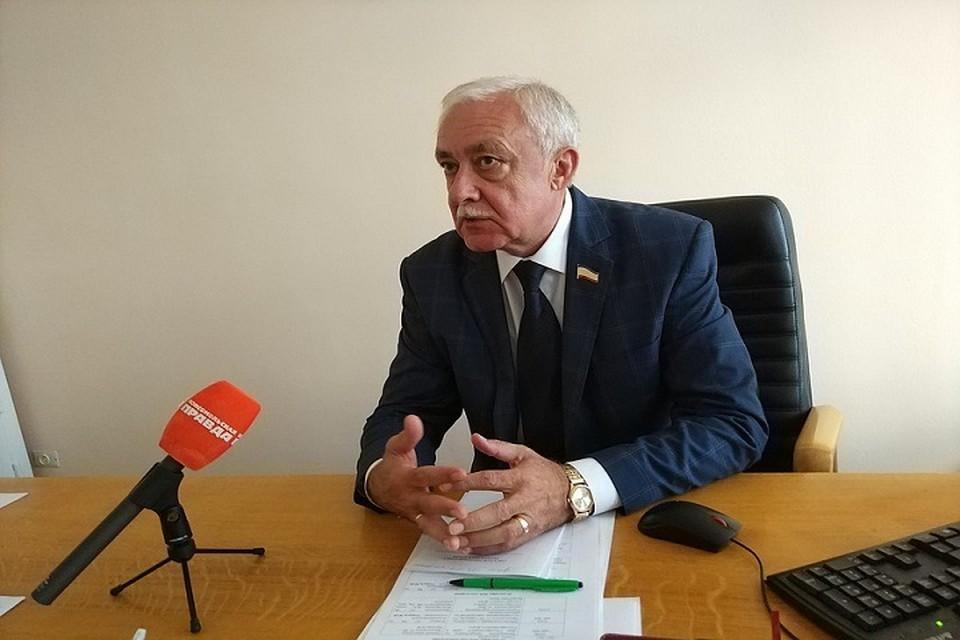 Депутат Госсовета РК подчеркнул, что полуостров – это территория России
