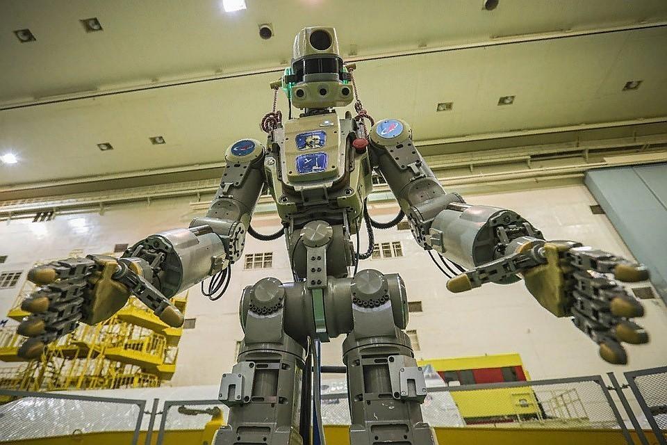 Робот «Федор» не начнет работать на МКС 27 августа