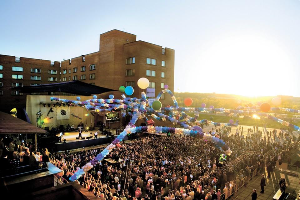 Все, что необходимо студентам, находится под одной крышей. Фото: СПбГУП.