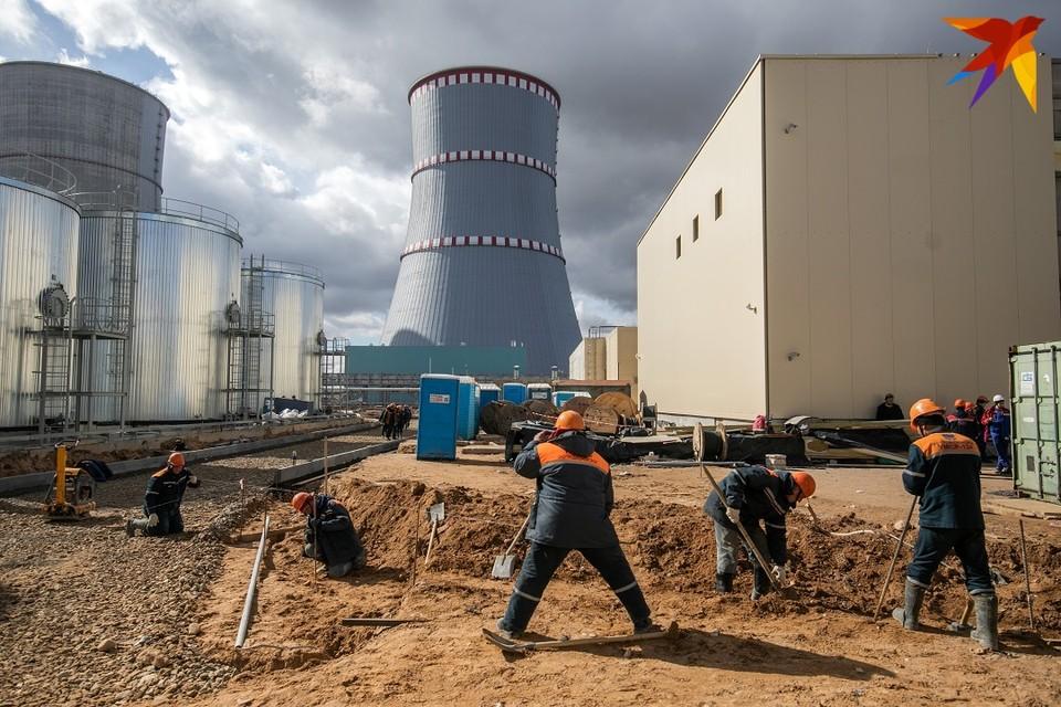 Переработанные отходы топлива АЭС в Беларусь начнут возвращать в 2050 году