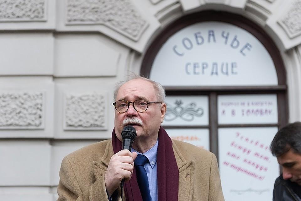 Режиссер владимир бортко фото