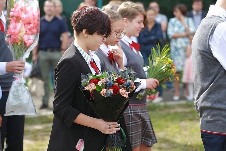Цветы на День знаний в Красноярске – 2019: какие в тренде, где купить и сколько стоят