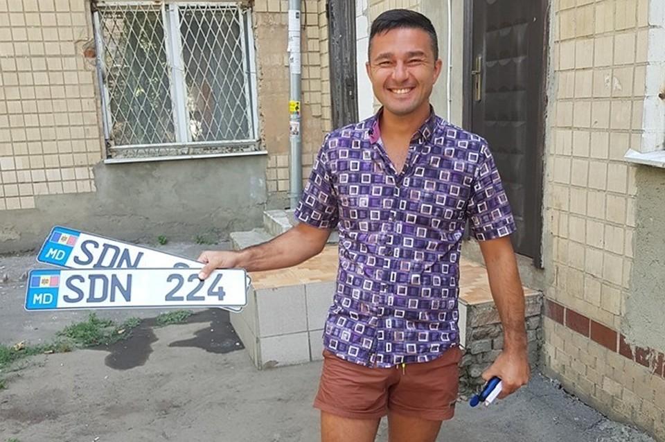 Они держат нас за лохов: В Одессе у граждан Молдовы мошенники снимают регистрационные номера с автомобилей, а затем требуют выкуп