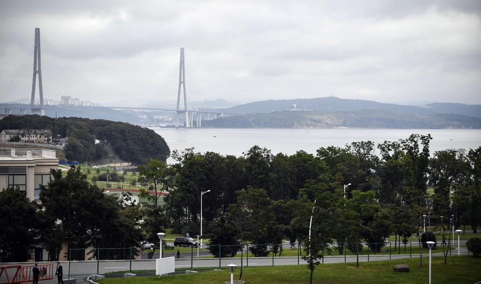 На острове Русский во Владивостоке стартовал V Восточный экономический форум