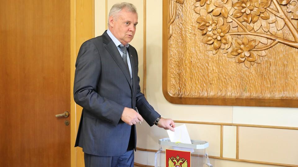 В Республике Крым 8 сентября пройдут выборы в Госсовет РК