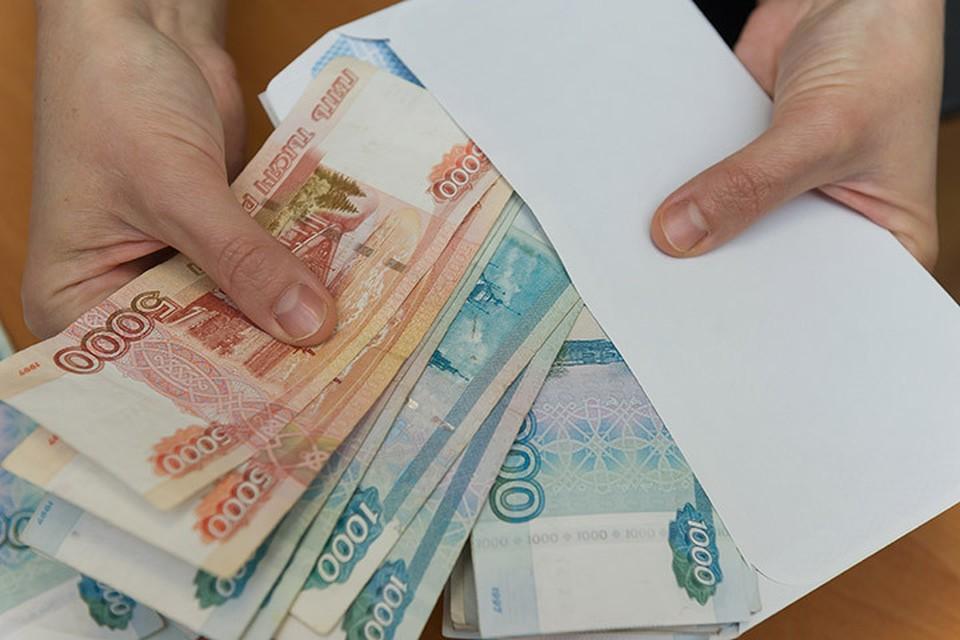 Власти Петербурга поставили цель - увеличить среднюю зарплату в Санкт-Петербурге до 100 тысяч рублей.