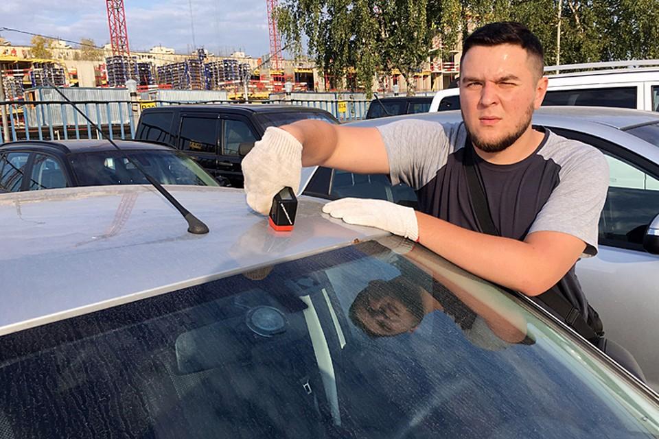 Олег Мазай уже не первый год оказывает помощь при покупке авто