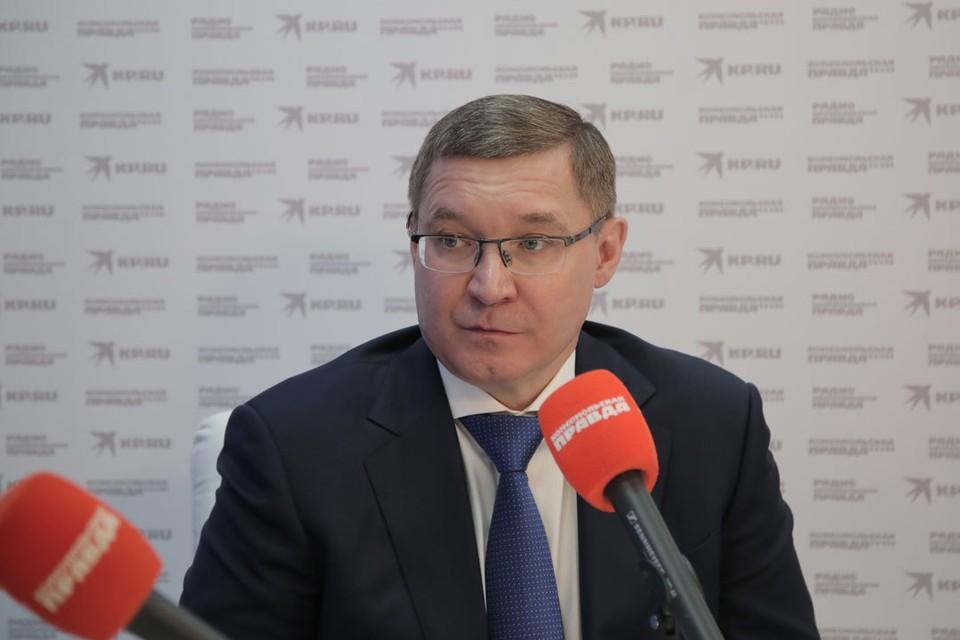 Владимир Якушев, министр строительства и ЖКХ России.