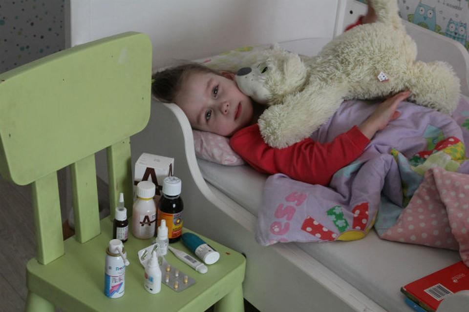 В Ярославле начали делать прививки против гриппа.