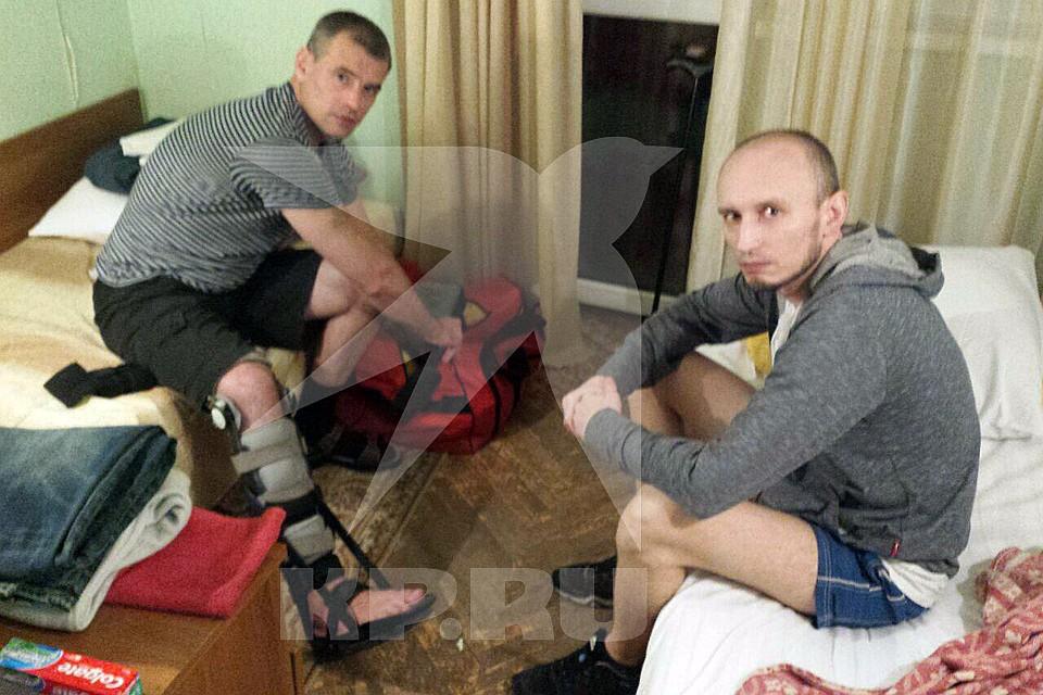 Россия иУкраина обменялись заключенными