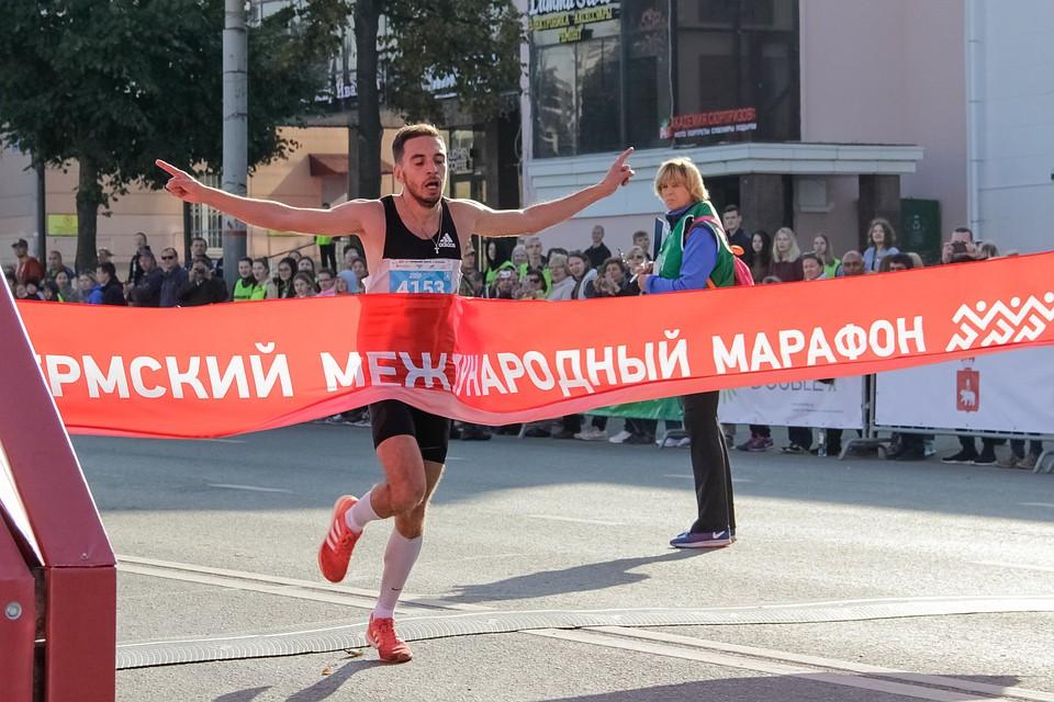 Яркие фото с Пермского международного марафона-2019