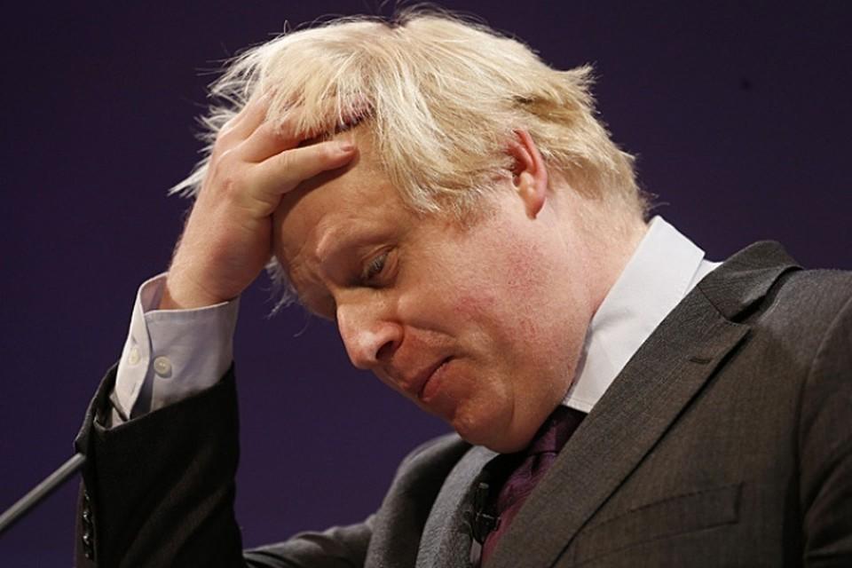 ППремьер-министр Великобритании Борис Джонсон