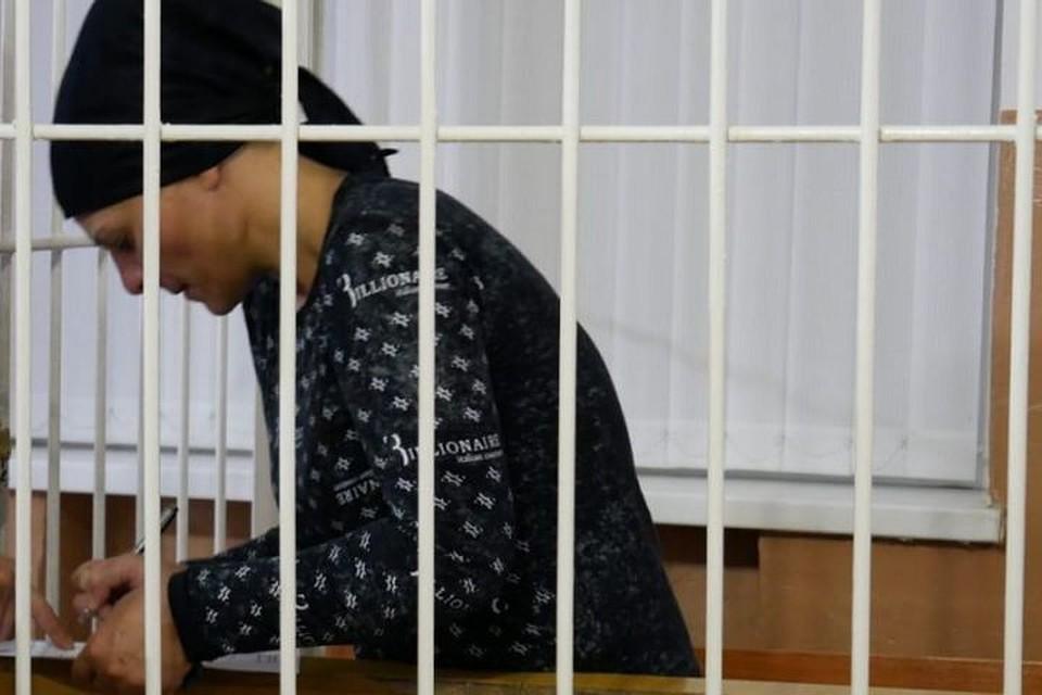 Мака Ганиева в суде