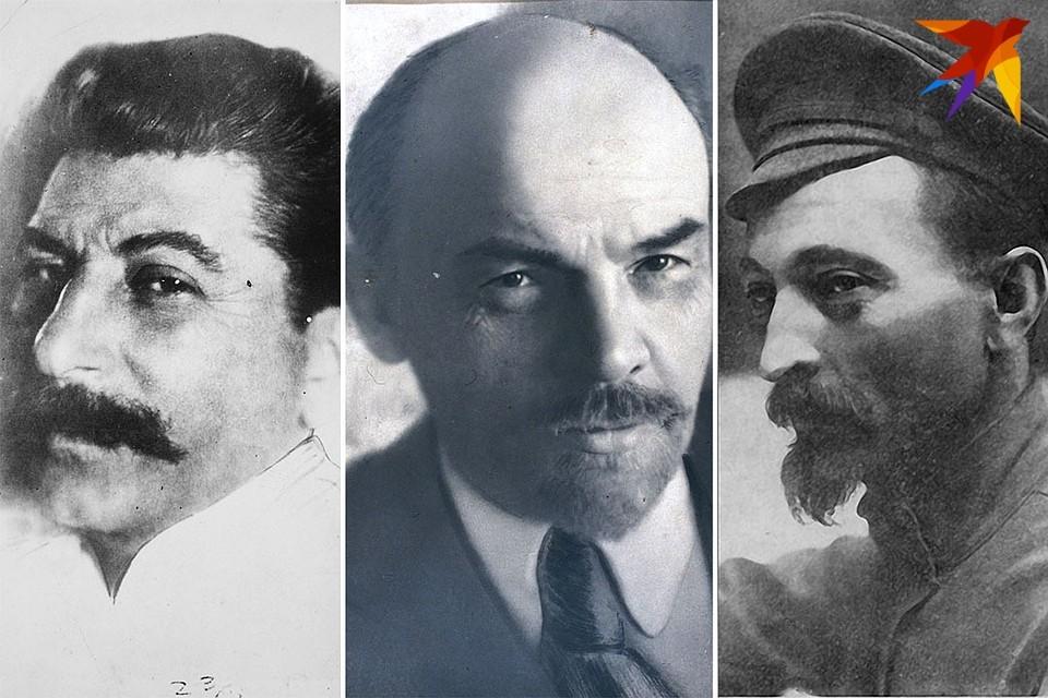 Минский фотограф создал портреты советских вождей, которые тиражировались миллионами экземпляров.