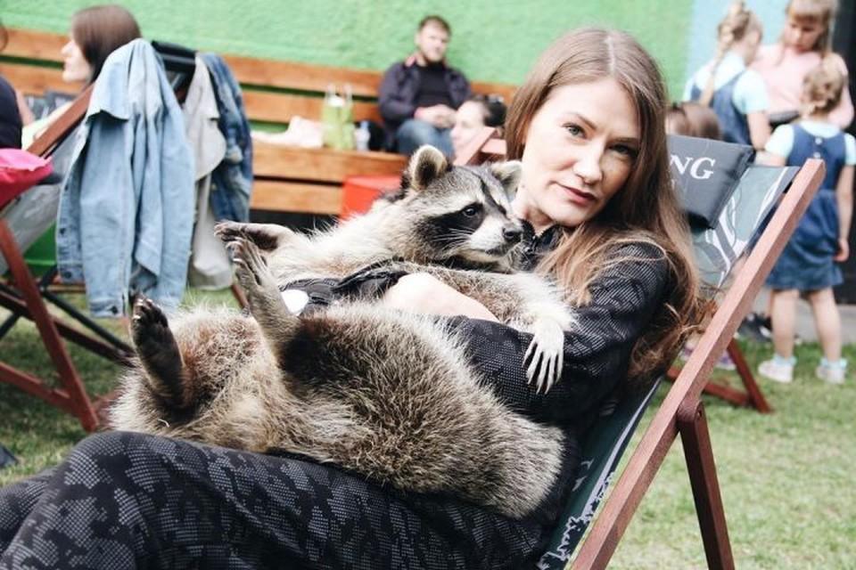 Елена и 16 килограмм ентовского счастья. ФОТО: из личного архива Елены Троскиной.