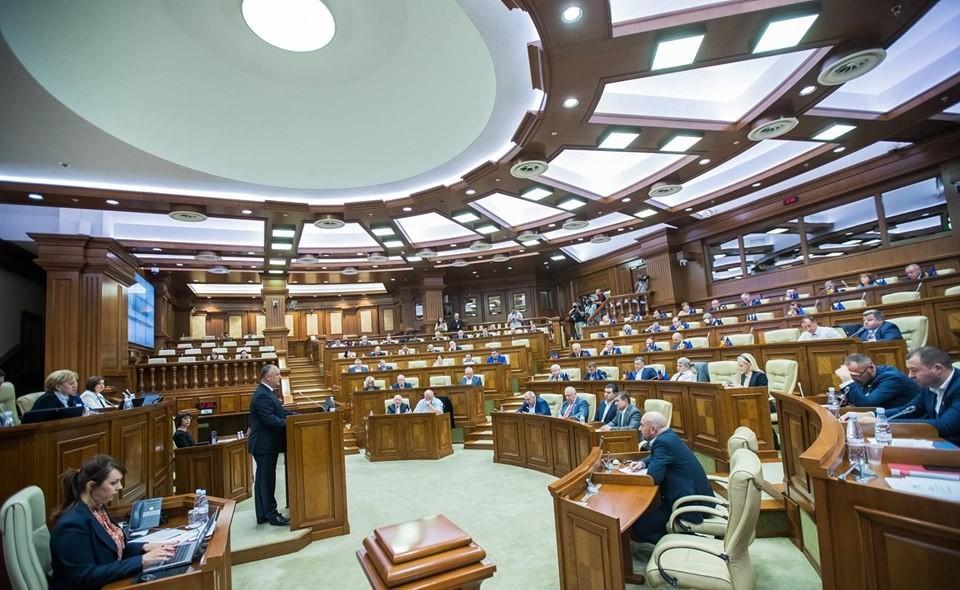 Игорь Додон обратился сегодня к парламентскому большинству и Правительству в ходе выступления на открытии новой сессии Парламента.