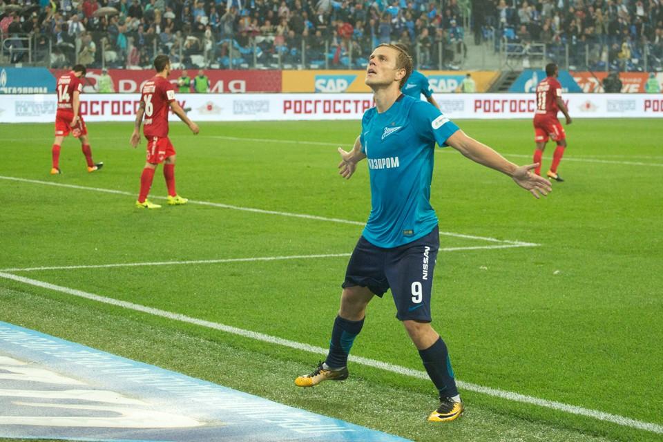 Александр Кокорин возвращается в футбольную жизнь.