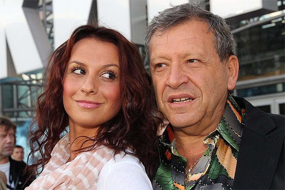 С моделью Анной Панасенко Борис Грачевский прожил 4 года. У пары растет дочь Василиса.