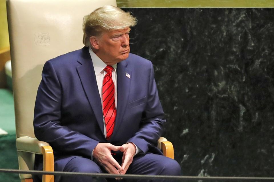 Объявлено о начале импичмента президента США Дональда Трампа.