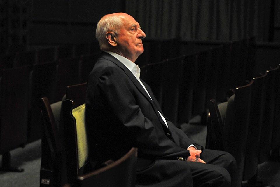 Премьера спектакля «Капкан» состоится в декабре уже без легендарного режиссера