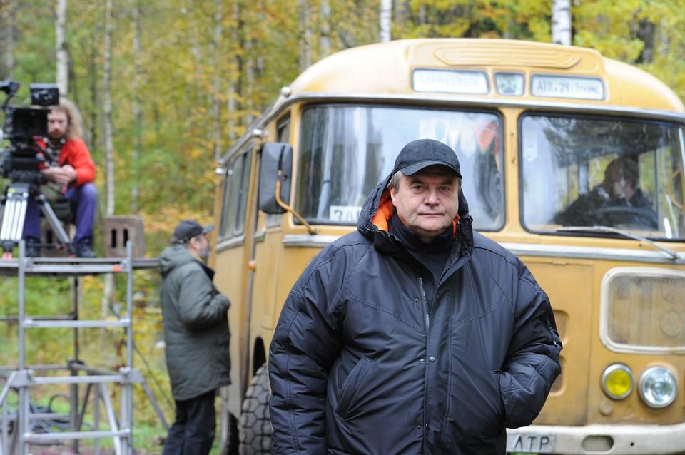 Алексей Учитель 8 лет готовился к съемкам этого фильма