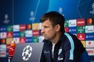 Сергей Семак: Наше нападение было инертным, но «Бенфикой» с надеемся показать хороший футбол
